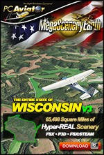 MegaSceneryEarth 3 - Wisconsin