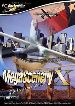 MegaSceneryX Dallas/Fort Worth