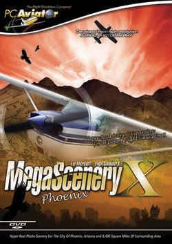 MegaSceneryX: Phoenix