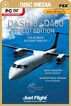 Majestic Software Dash 8 Q400 Pilot Edition (FSX)