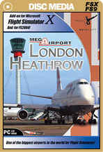 Mega Airport London-Heathrow X