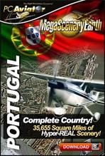 MegaSceneryEarth 2.0 - Portugal Complete Country (FSX/FSX:SE/P3Dv1-v4)