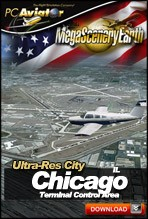 MegaSceneryEarth 2.0 - Ultra-Res Cities - Chicago
