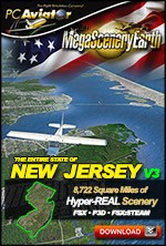 MegaSceneryEarth 3 - New Jersey