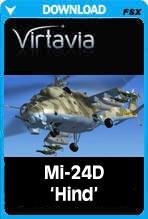 Mil Mi-24D 'Hind'