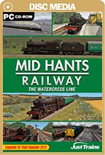 Mid Hants Railway - The Watercress Line for TS2013