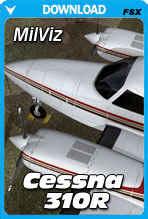 MilViz 310 (FSX/FSX:SE/P3Dv2,3,4)