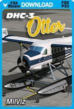 MilViz DHC-3 Otter (FSX/FSX:SE/P3Dv2-v4)