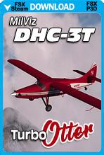 MilViz DHC-3T Turbo Otter (FSX/FSX:SE/P3Dv3-v4)
