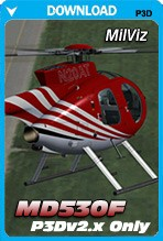 MilViz MD530F (P3Dv2.x Only)