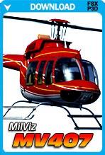 MilViz MV407 (FSX+P3Dv1 Only)