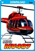 MilViz MV407 (P3Dv2.x ONLY)