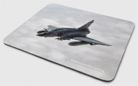 Mouse Pad - Mirage Fighter