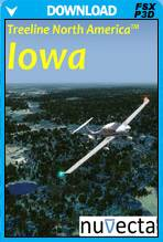 Treeline North America: Iowa