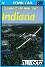 Treeline North America: Indiana