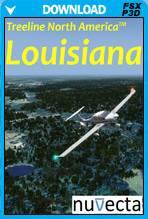 Treeline North America: Louisiana