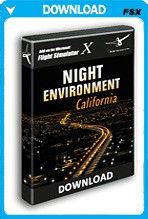 Night Environment California