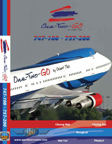 Just Planes DVD - Orient Thai One-Two-Go