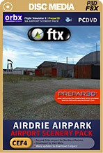 FTX Airdrie Airpark (CEF4)