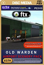 FTX Old Warden Airport (EGTH)