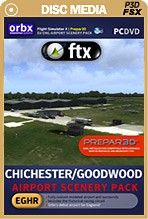FTX Chichester/Goodwood Airport (EGHR)