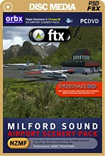 FTX Milford Sound Airport (NZMF)