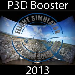 P3D Booster 2013