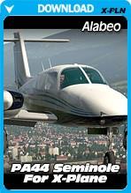 Alabeo PA44 Seminole (X-Plane 10/11)