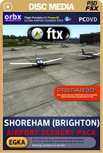 FTX Shoreham Airport (EGKA)