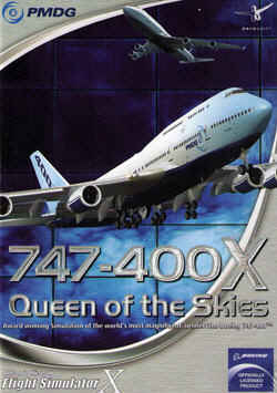 PMDG 747-400X Queen of the Skies (FSX)