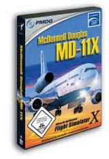 PMDG McDonnell Douglas MD-11 X