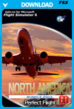 FSX Missions - North America Bundle Pack (FSX)