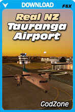 Real New Zealand: Tauranga Airport