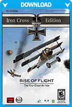 Rise of Flight: Iron Cross Edition (Download)