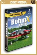Robin DR400 X (FSX+P3D)