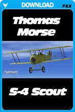 Thomas-Morse S-4 Scout