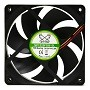 120mm Kama Flow 2 EX-FDB 900RPM Fan [SP1225FDB12L]