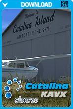 Catalina Airport KAVX (FSX+P3D)