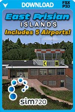 East Frisian Islands Airports (FSX+P3D)