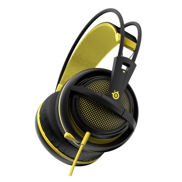 Proton Yellow Siberia 200 3.5mm Headset