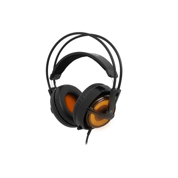 Siberia V2 Heat Orange Edition USB Headset