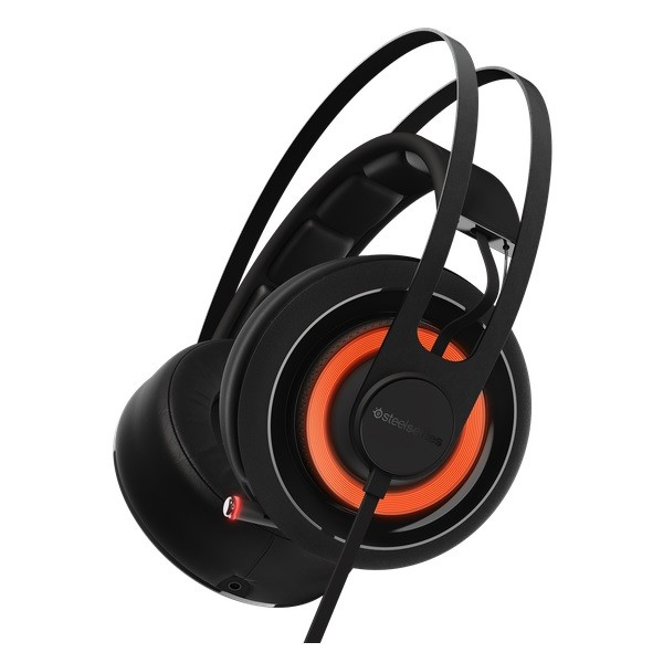 Black Siberia 650 RGB USB & 3.5mm Headset