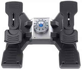 Logitech G Flight Rudder Pedals
