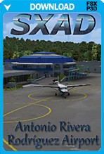 Antonio Rivera Rodríguez Airport - TJVQ (FSX/FSX:SE/P3D)