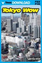 SamScene - Tokyo Wow City Pro Scenery (FSX/FSX:SE/P3Dv3,v4)