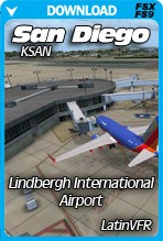 San Diego Lindbergh International Airport (KSAN)