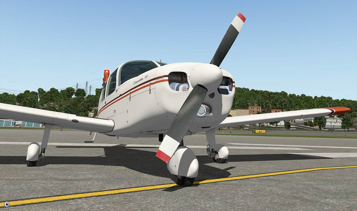 Piper Cherokee 140 Bundle for XPlane