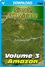 Simple FSX Missions Volume 3 - Amazon