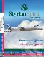 Just Planes DVD - Styrian Spirit CRJ-700 & CRJ-200