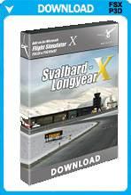 Svalbard-Longyear X Airport (FSX/FSX:SE/P3D)